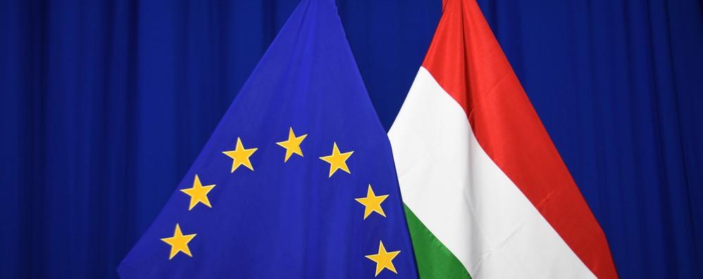 Pe apre procedura per Ungheria, rischia sanzioni