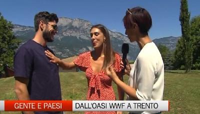 Gente e Paesi, dall'Oasi WWF al lago di Predore passando per Trento e la Moserissima