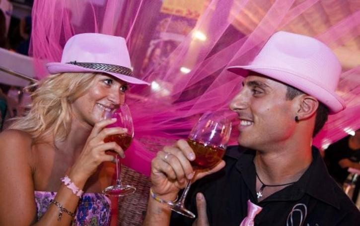 La Notte Rosa in Riviera È il Capodanno dell'estate