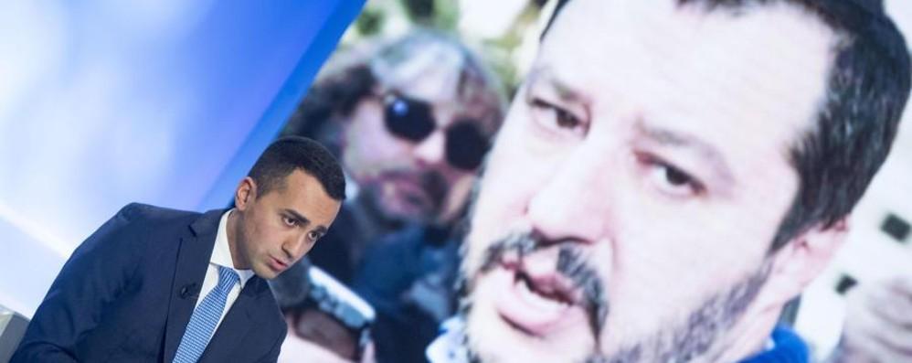Salvini a valanga Pd a rischio estinzione