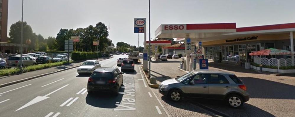 Bergamo, imbuto di via Autostrada Partono i lavori «anti code»