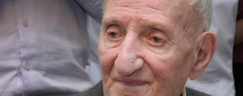 Franco, compie 100 anni a Toronto «Ma sogno sempre la Valle Imagna»