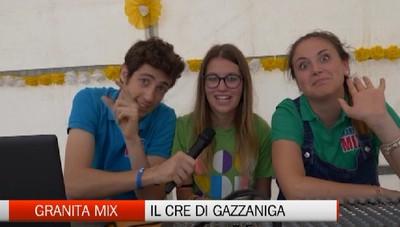 Granita Mix, il Cre di Gazzaniga