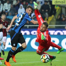 Ufficiale: è un anno lo stop per il Milan  L'Atalanta ai gironi, salvo ricorso