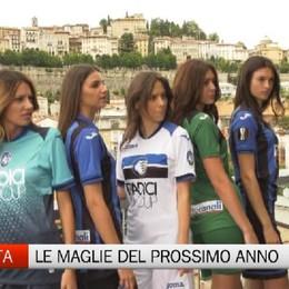 Atalanta, le maglie della stagione 2018/19