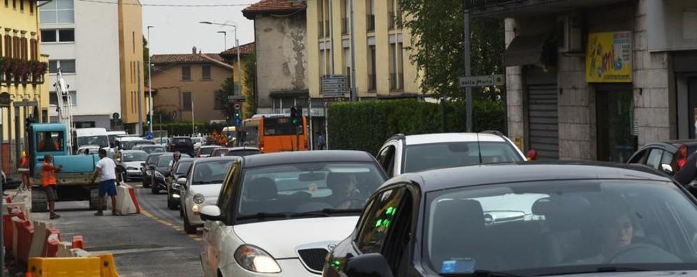 Celadina, Boccaleone e Villaggio Via ai lavori di sistemazione delle strade