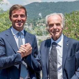 A Bosatelli il 40% di Impresa Percassi «Insieme per progetti internazionali»