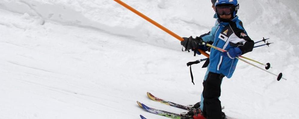 Skipass gratuiti per gli under 16 La Regione scende in campo