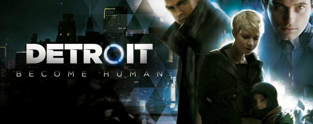 Detroit: Become Human  rivoluzione androide