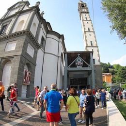 Il mondo dello sport da Papa Giovanni Sotto il Monte,alla sera il grazie ai volontari