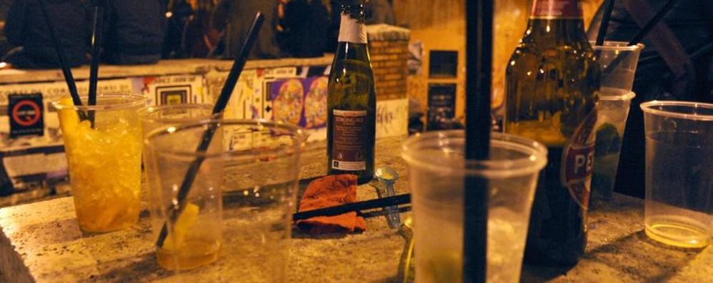 Stop all'alcol tra i minorenni A Treviglio scatta l'ordinanza