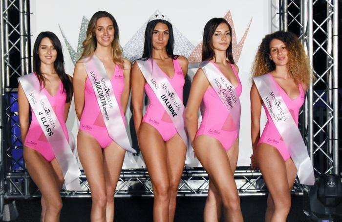 Le cinque finaliste