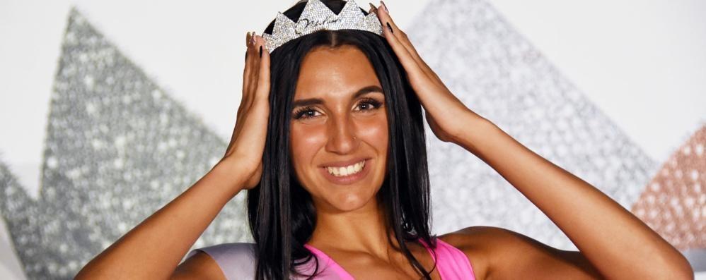 Vent'anni e una passione per la pallavolo Miss Italia,Giorgia di Dalmine alle regionali