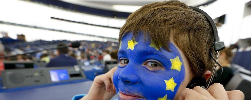 Tajani, giovani alzino voce per Ue futuro, realizzare sogni