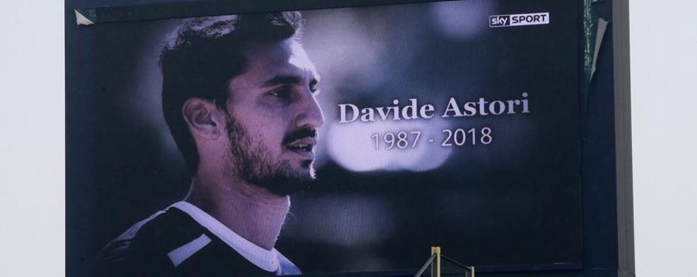 Dossena commemora Astori Il campo sportivo avrà il suo nome
