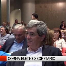 La Cisl  ha un nuovo segretario È Francesco Corna - Il video