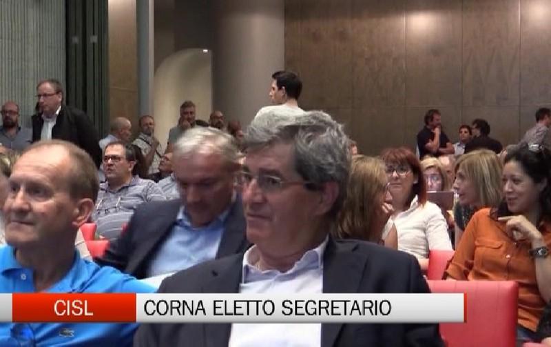Vivaio Forestale Curno : La cisl ha un nuovo segretario È francesco corna il video video