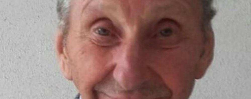 Non si trova l'87enne di Valbrembilla Dalla mattina sono riprese le ricerche