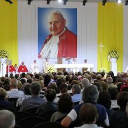 Peregrinatio e giornata del malato La santa Messa anticipata alle 15