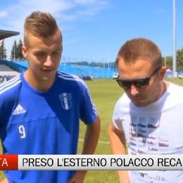 Atalanta, preso il 22enne esterno polacco Reca