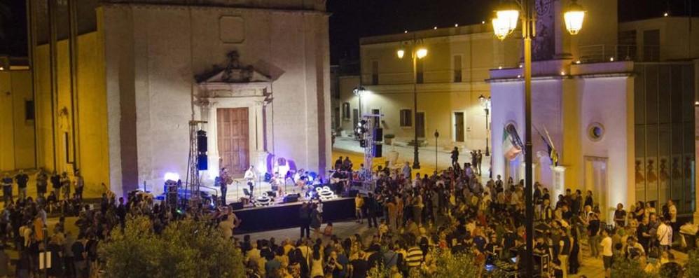 Borgoinfesta, comincia la calda estate in Salento