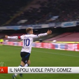 Calciomercato, il Napoli vuole Papu Gomez