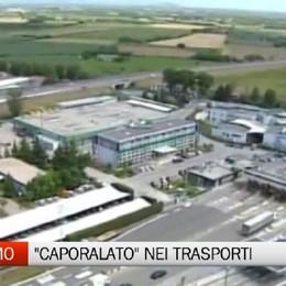 Caso di caporalato nei trasporti, tre denunciati dall'Ispettorato del lavoro di Bergamo