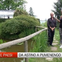Gente e Paesi, dall'Orto Botanico al castello di Pumenengo