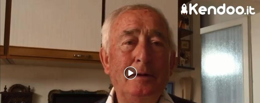 La storia del minatore di Colere «Aiutiamo gli alpini a salvare la Croce»