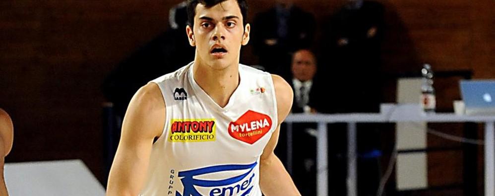 Treviglio Basket, Mezzanotte e Palumbo nella Nazionale di coach Meo Sacchetti