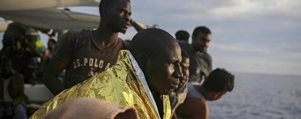 Nel Mediterraneo più migranti per la fame che per le guerre