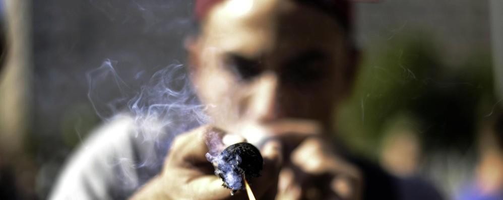 Droga: Italia terza in Ue per uso cannabis, quarta per coca