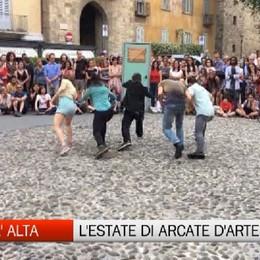 Arcate d'Arte, tre mesi di spettacoli nell'ex monastero del Carmine in Città Alta