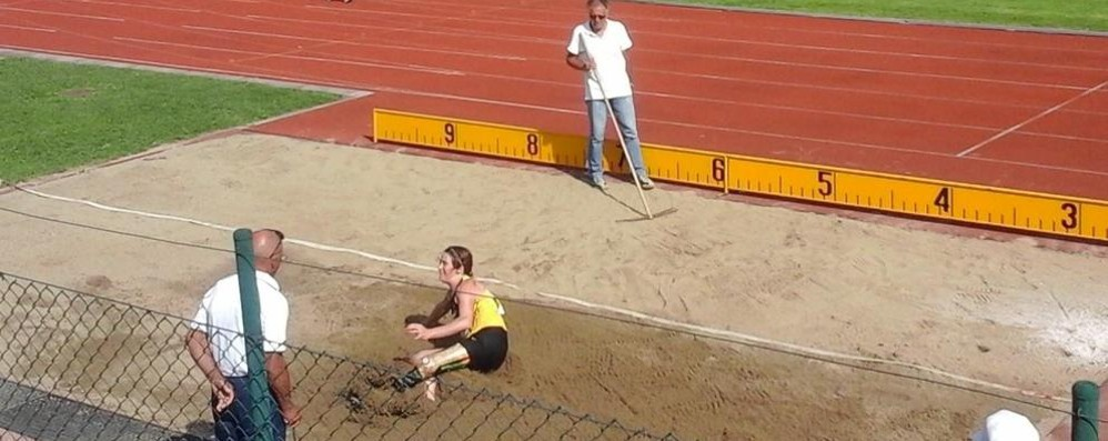 Nuovo record del mondo per Martina La Caironi entra nella storia dei salti