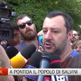 Politica - Salvini su migranti ed Europa
