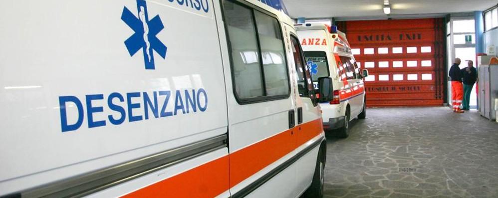 Schianto tra un'auto e una moto in A4 Un morto, lunghe code verso Bergamo