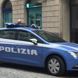 Fermato in auto, nascondeva cocaina La Polizia arresta spacciatore a Stezzano