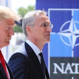 I fondi alla Nato Siamo in credito