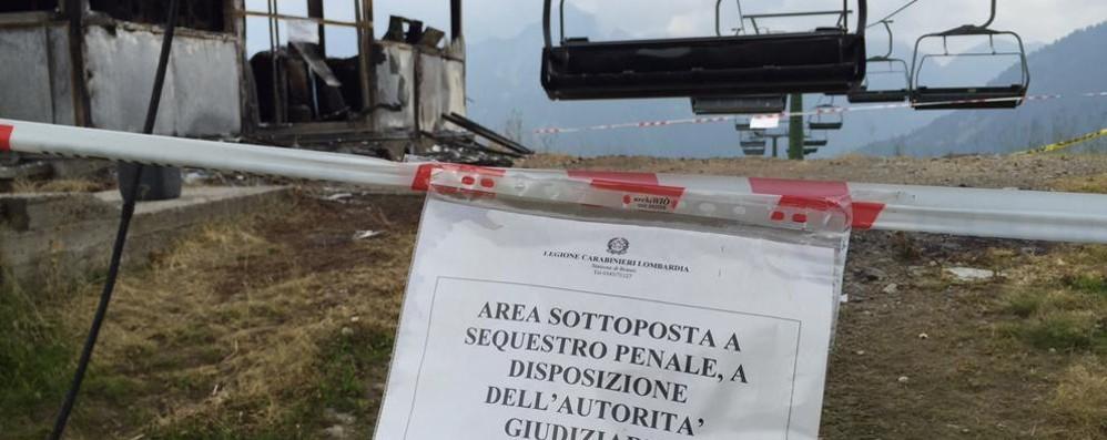 Inchiesta Foppolo, interrogato Berera «Rogo alle seggiovie, è stato uno di qui»