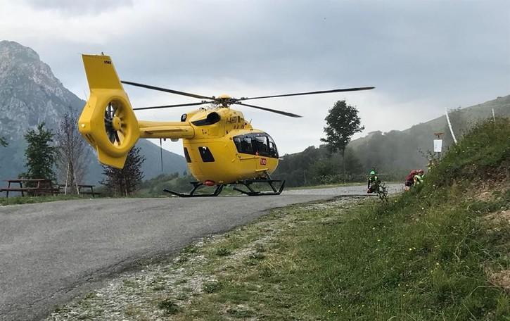 Uomo disperso sul monte Grem Ricerche sospese fino a sabato