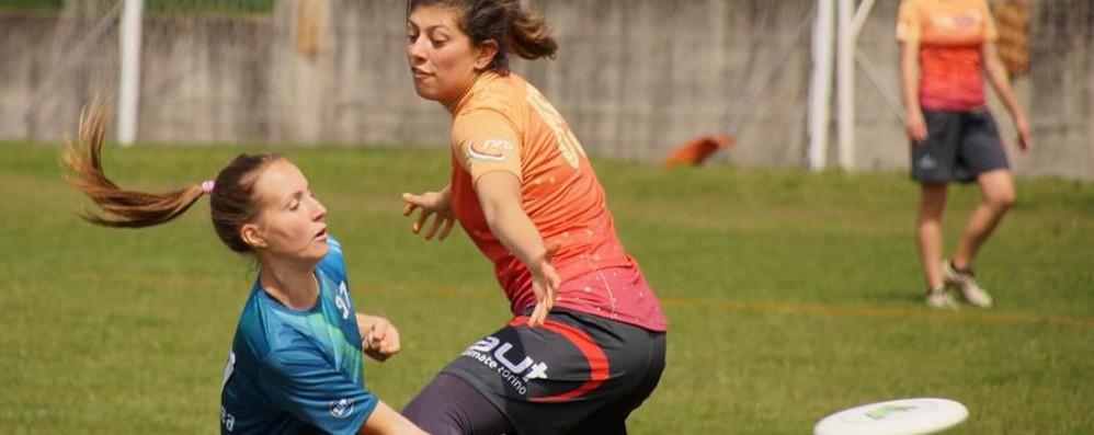 Frisbee, Bea orgoglio orobico Convocata ai mondiali negli Usa