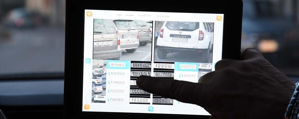 Multe per auto non assicurate, +192%  Le telecamere scovano le irregolarità