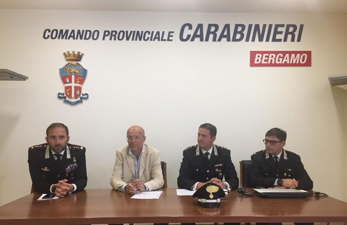 Paolo Storoni, Walter Mapelli, Davide Onofrio Papasodaro, Giuseppe Romano