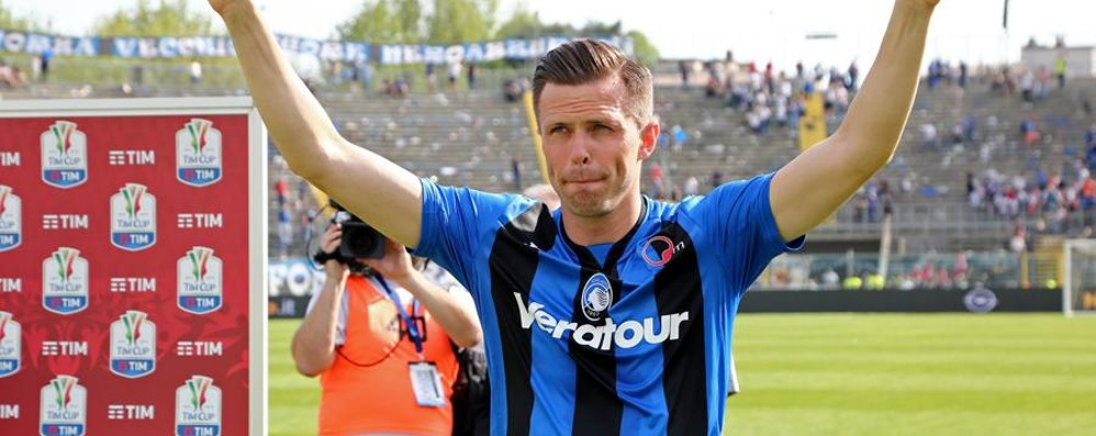 Atalanta, 4-0 contro il Brusaporto Gol di Gomez, Ilicic e Tumminello - Video
