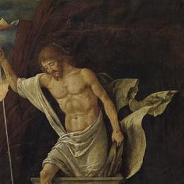 Carrara, il quadro di Mantegna ai raggi X Humanitas pronta a fare il check-up