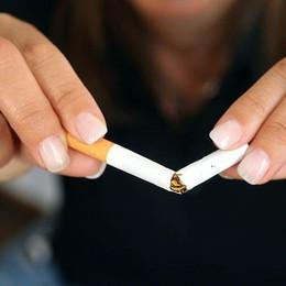 Niente fumo al parco giochi Si rischia una  multa da 500 euro