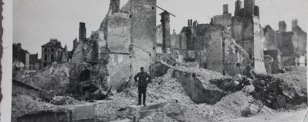 L'alpino Radames: «Vita da prigioniero   sotto le bombe nella Berlino del '45»