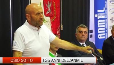 Osio Sotto, i 35 anni di Anmil