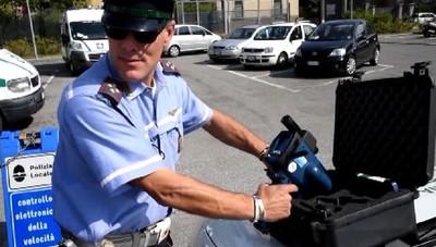 Ritirate 26 patenti dalla Polizia Locale di Bergamo