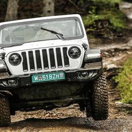 Jeep Wrangler arriva alla quarta generazione